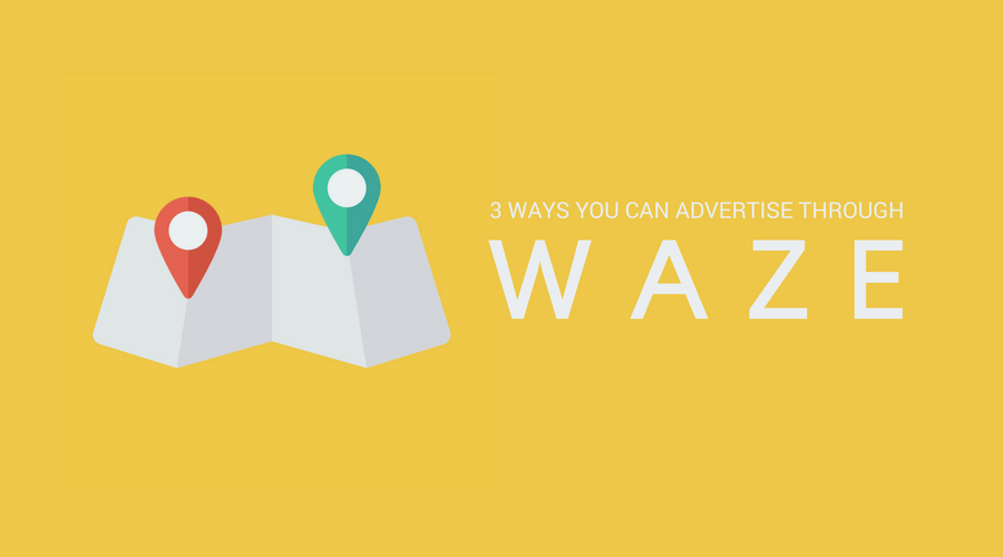 Advertise through Waze
