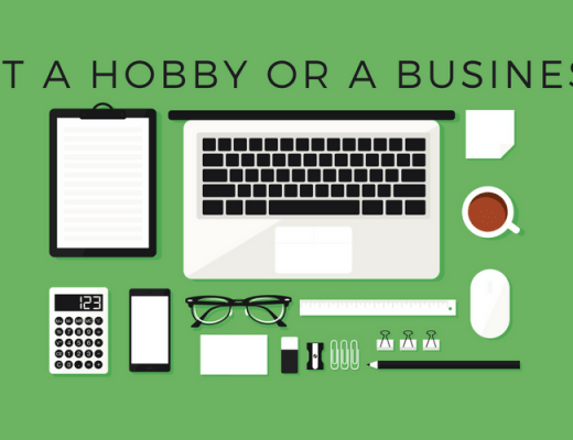 is it a hobby or a business?