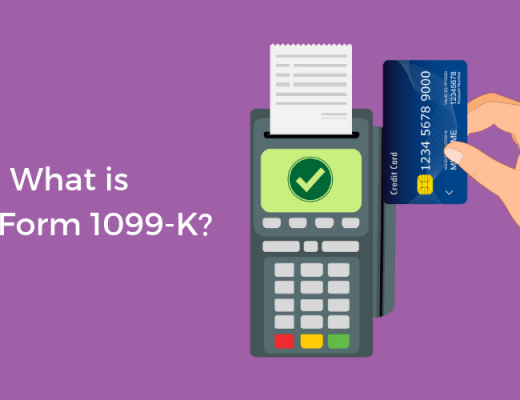 What is Tax Form 1099-K